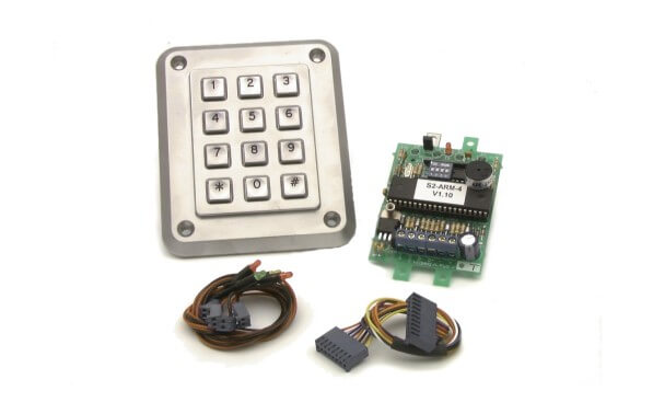 Tecom Challenger series control panel