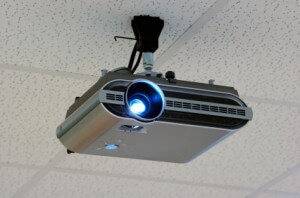 Overhead Projector Systems by TES Gold Coast