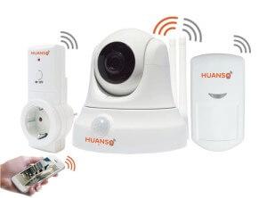 smart home diy security system