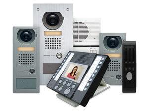 Brisbane Video intercom systems