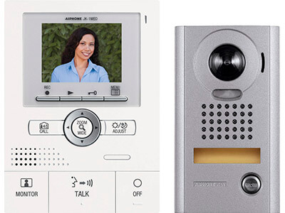 Aiphone intercom brisbane handset