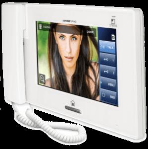 aiphone intercom handset for slider