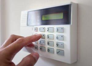 alarm pad security alarm repairs