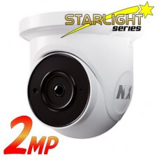 Starlight cameras