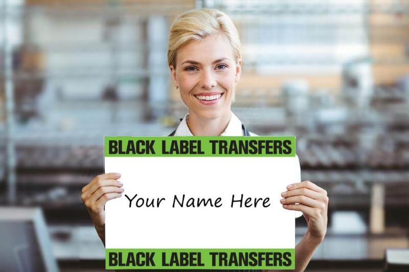 Black Label Transfers Gold Coast and Brisbane
