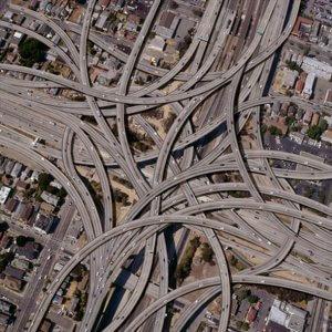 spaghetti junction